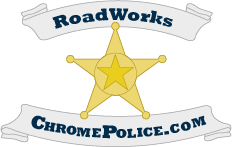 Chrome Police Logo